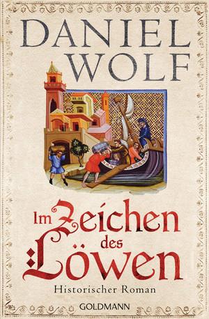 Im Zeichen des Löwen - Friesen-Saga 1 - Titel - Histo-Couch.de